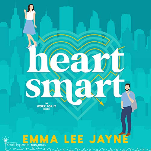 Heart Smart Audiobook By Smartypants Romance, Emma Lee Jayne cover art