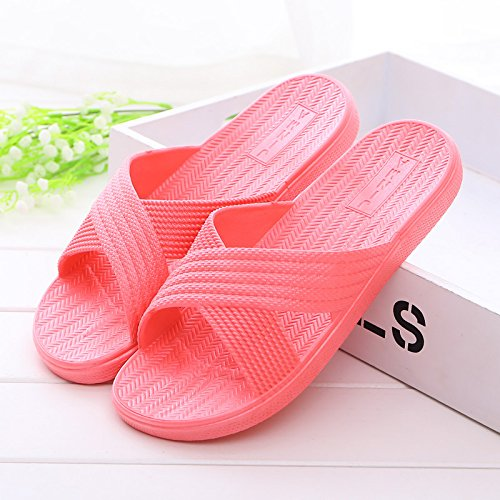 CWJDTXD Zapatillas de verano Steamer par sandalias y zapatillas zapatillas de baño...