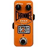 ZVEX Effects Channel 2 Boost/Distortion Guitar Pedal