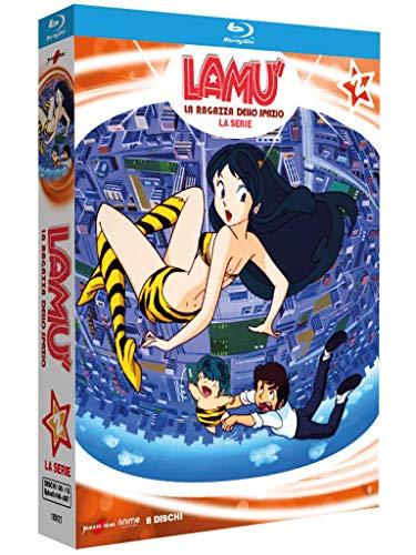 Lamù - La Serie TV Vol.2 (8 Blu-ray) (Limited Edition) (8 Blu Ray)