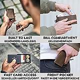 Zoom IMG-1 znap portafoglio uomo slim portacarte
