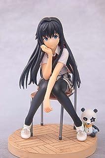 MICOKID När Allt Min Ungdoms Romantiska Komedi Är Fel Yukinoshita Yukino GK Statisk Docka Ornament Staty 3D-modell Anime F...