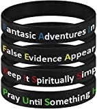 EPIC Bracelets-Celebrate recovery with these inspirational gifts- Our motivational bracelets are suitable sobriety gifts for men and women-Wear them around your wrist or wrap them around your tumbler.
