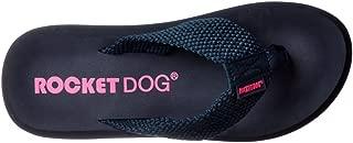 Rocket Dog Spotlight Madre - Flip Flops - Madre Cotton Black