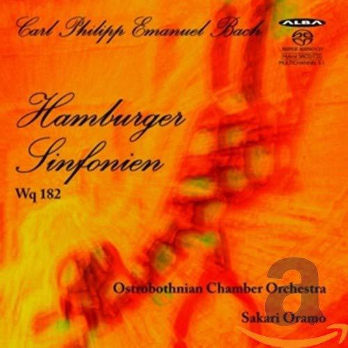 Bach, J.S.: Symphonies 1