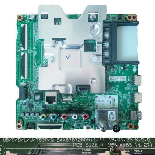 Placa Main LG EAX67872805 1.1, 9BEBT000-01P9, LG 55UK7550PLA