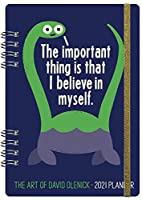 The Art of David Olenick 2021 Planner