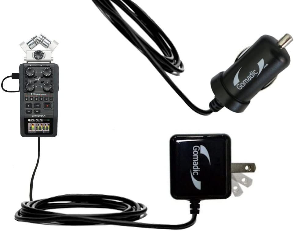 Special sale item Gomadic Car and Wall Charger Essential Zoom for Kit The Suitable Portland Mall