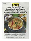Lobo Paquete de pasta Tom Kha de 12 x 50 gr 0.05 ml - Pack de 12