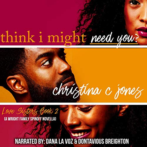 I Think I Might Need You audiobook cover art