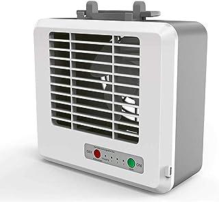 Jieer Enfriador de Aire, Air Cooler Evaporative 3 In 1 Portable Air Cooler Forma Rápida y Fácil de Enfriar Aire Acondicionado Confiable para Mantenerlo Fresco Adecuado para la Cabecera, la Oficina y l