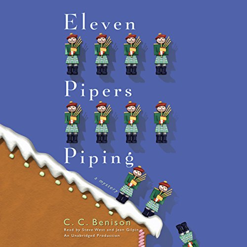 Eleven Pipers Piping cover art