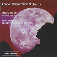 BRUCKNER SYMPHONY NO.4 IN E FLAT 'ROMANTIC'
