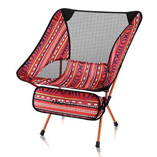 アウトドアチェア キャンプ 椅子 折りたたみ 僅か900g 超軽量 【耐荷重150kg】コンパクト 航空級アルミウム合金 安定性向上 お釣り・登山・ハイキング用