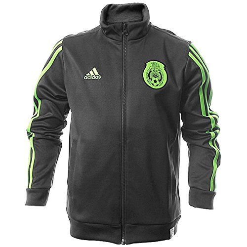 adidas Fmf Mexico Youth Track Top Jacket (YXL)