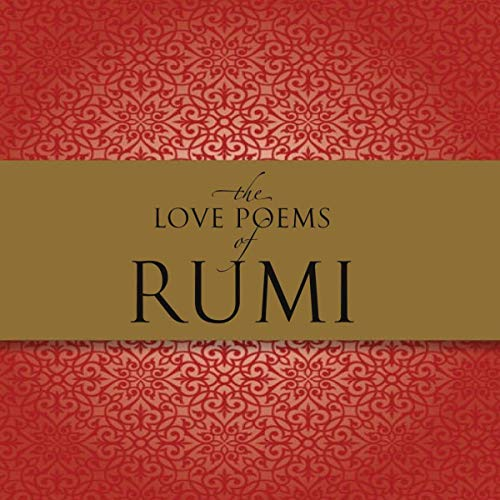 The Love Poems of Rumi audiobook cover art