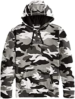 black and white hoodies uk hollister
