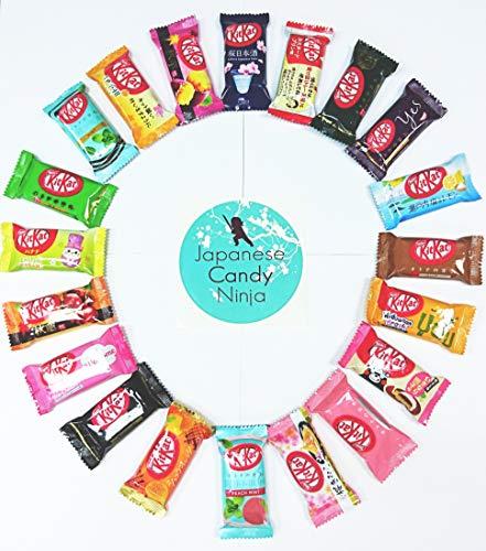 Japanese Candy Ninja KitKat 20pcs Assortment with Original Sticker