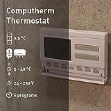 Zoom IMG-1 computherm q7 termostato digitale programmabile