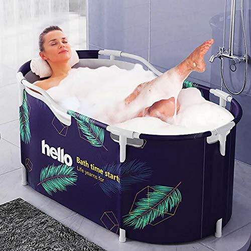 Bañera plegable portátil para adultos, bañera para spa, bañera para adultos, XL