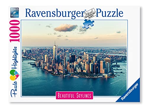 puzzle new york Ravensburger Puzzle