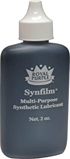 Royal Purple 02514 Synfilm High Performance Synthetic Air Compressor and Industrial Lubricant - 2 oz.