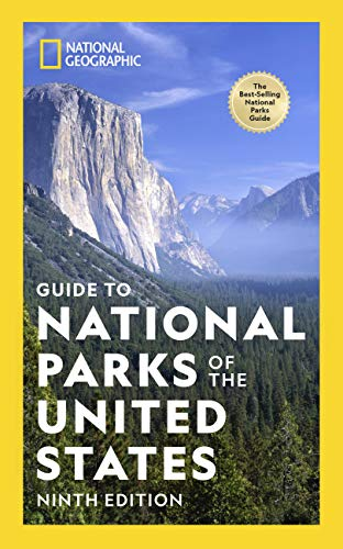 Compare Textbook Prices for National Geographic Guide to National Parks of the United States 9 Edition ISBN 9781426221668 by National Geographic