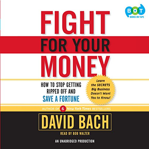 Page de couverture de Fight for Your Money