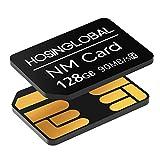 HOSINGLOBAL Adecuado para tarjeta Huawei NM 128GB 90MB/S Tarjeta NM Tarjeta de memoria NM, compatible con Huawei P30/P30 Pro/Mate X/Mate Xs/Mate 40/Mate 40 Pro