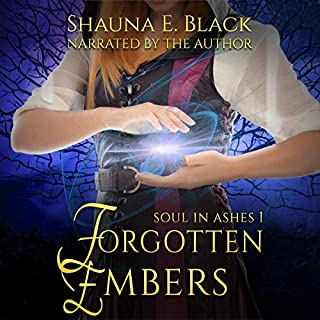 Forgotten Embers audiobook cover art