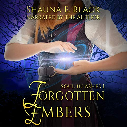 Forgotten Embers audiobook cover art