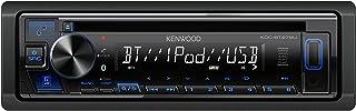 Kenwood KDC-BT278U CD Car Stereo w/ Bluetooth, Single...