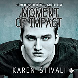 Moment of Impact audiobook cover art