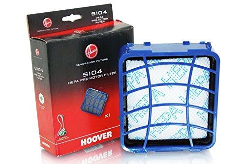 RICEL SUD Hoover XARION Green Day S104 Filtro HEPA +Pre Motore S104 Originale 35600990