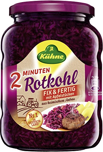 Kühne - Fix&Fertig Rotkohl Der Schnelle - 700g