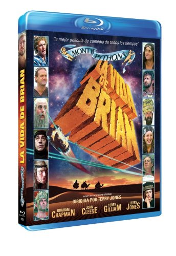 La vida de brian [Blu-ray]