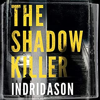 The Shadow Killer cover art