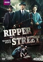 Ripper Street: S4 (BBC/DVD)