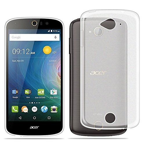 VComp-Shop Slim Silicone Mobile Phone Case for Acer Liquid Z530 / Z530S