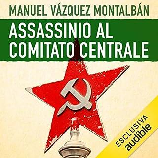 Assassinio al Comitato centrale copertina