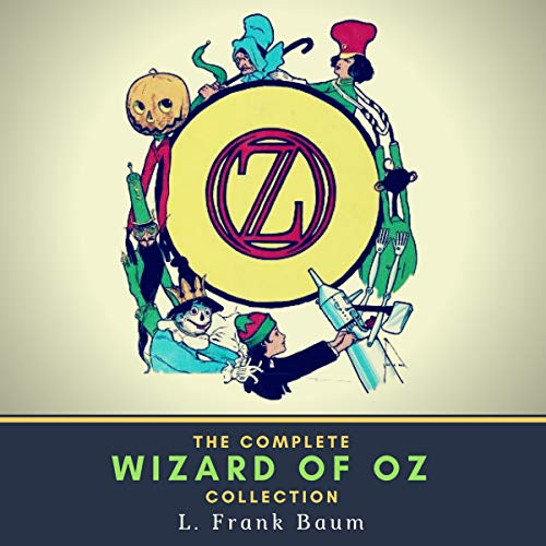 The Complete Wizard of Oz Collection copertina