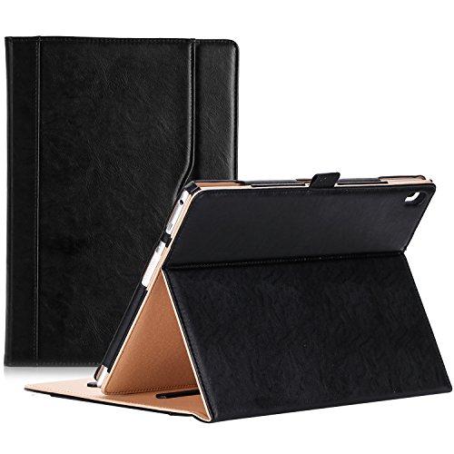 ProCase Lenovo Tab 4 10 Case - Stand Folio Case Protective Cover for Lenovo Tab 4 10.1 Inch Tablet 2017 (Model: TB-X304) –Black