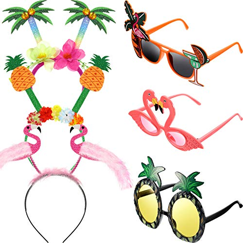 6 Pieces Funny Party Costume Includ…