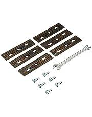 AL-KO 127465 500 zapasowy nóż do robota koszącego Robolinho 500/700 E/I (zestaw 3-częściowy), długa żywotność, doskonały obraz cięcia, łatwy montaż