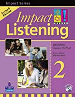 Impact Listening (2E) Level 2 Student Book with CD