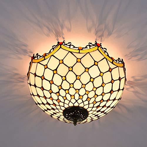 GUOGEGE Tiffany plafondlamp, 16