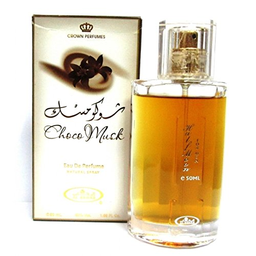 Choco Musk - Al-Rehab Eau De Spray Perfume (50 ml/1.65 fl. oz)