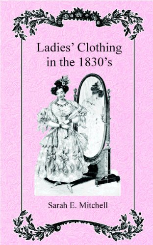 Ladies' Clothing in the 1830's