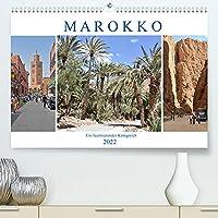 MAROKKO, ein faszinierendes Koenigreich (Premium, hochwertiger DIN A2 Wandkalender 2022, Kunstdruck in Hochglanz): Ein Land mit traumhaften Landschaften und einer grossen Geschichte (Monatskalender, 14 Seiten )