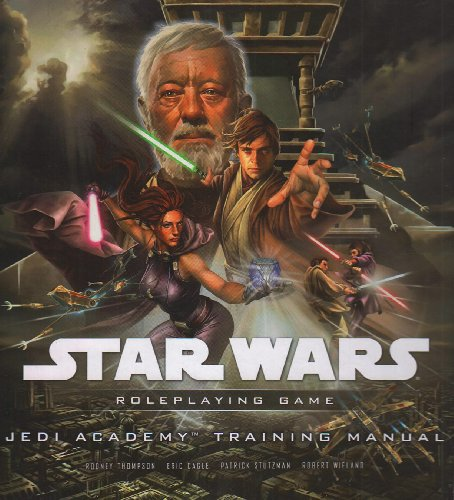 Jedi Academy Training Manual (Star Wars Roleplaying Game)